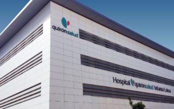 Helvetia Balonmano Prointegrada con los reconocimientos médicos en Quirónsalud