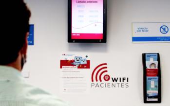 El Hospital de Torrejón ofrece wifi gratuito para pacientes
