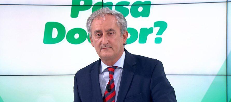 El Dr. Tomás Cobo aborda la anestesia en ¿Qué me pasa doctor?
