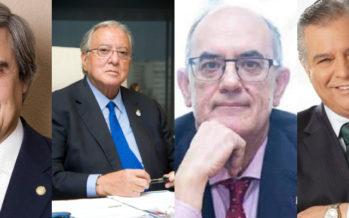 A.M.A. otorga a Juan José Badiola su máxima distinción, la medalla y la insignia de Oro y Brillantes