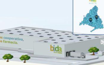 Bidafarma refuerza su presencia en Madrid con un nuevo almacén