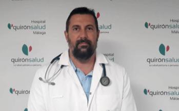 """Dr. De la Chica: """"La inactividad física es responsable de 52.000 muertes al año en España"""""""