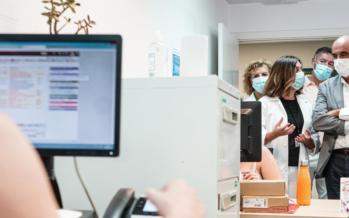 Madrid gestiona a través de AP 1.566 test de autodiagnóstico de COVID-19 positivos