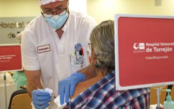 Torrejón ha administrado más de 60.000 dosis de vacuna contra la COVID-19