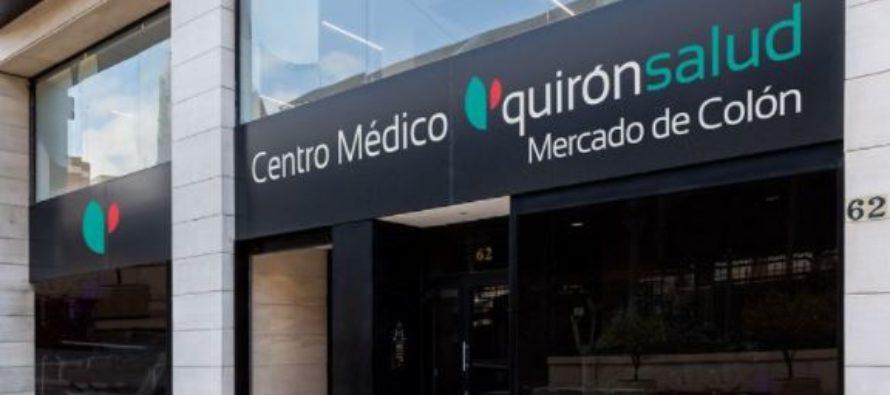 Quirónsalud abre un nuevo centro médico digital en Valencia