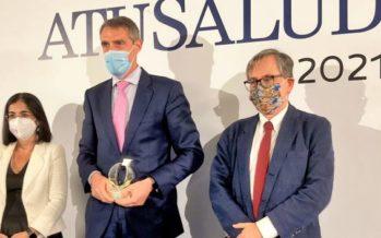 """La FJD, Premio Especial A tu Salud por ser referente nacional en la """"Gestión de la pandemia"""""""